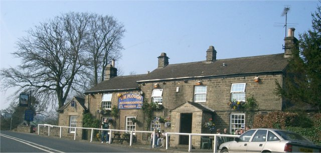 The Plough Inn - Leadmill, near Hathersage