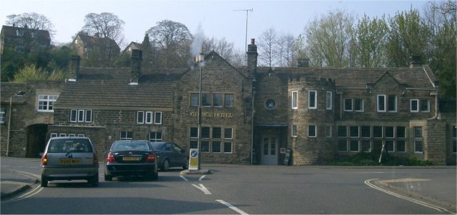 George Hotel in Hathersage