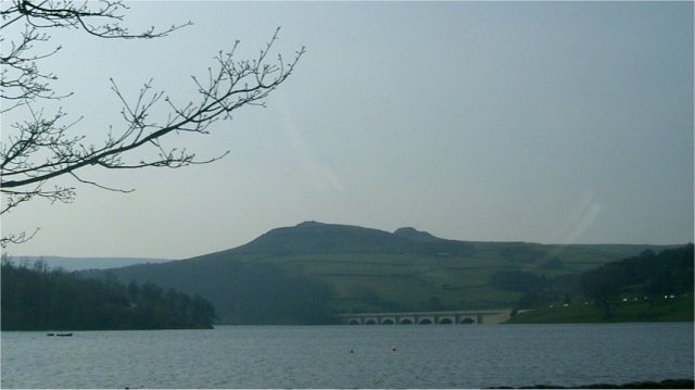 Ladybower Reservoir - Ashopton Bridge