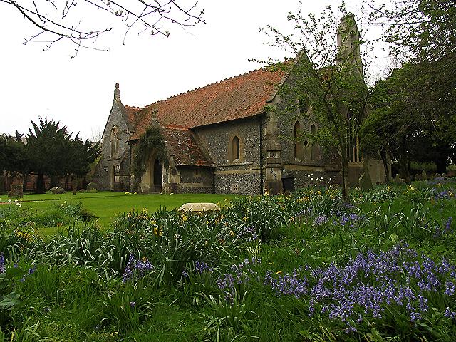 All  Saints : West Ilsley