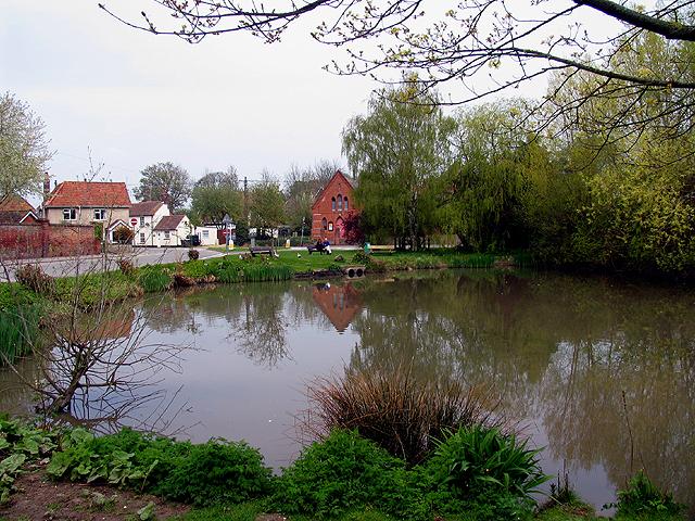 Village Pond: East Ilsley