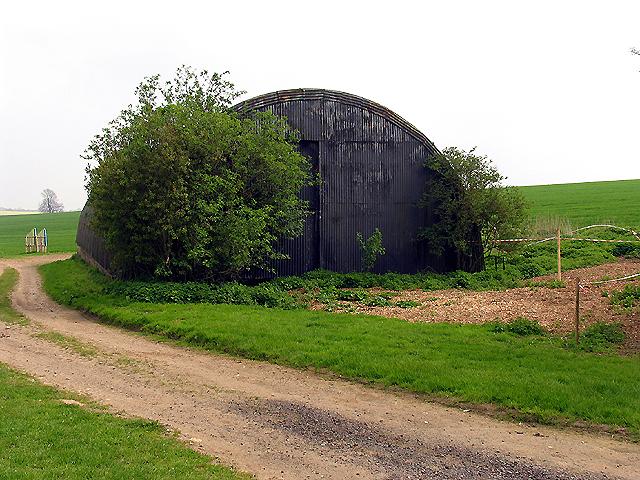 Lower Barn nr Brightwalton Common