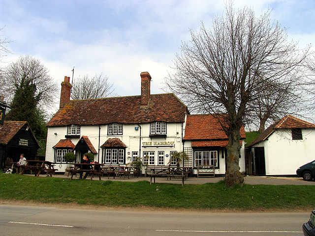 The Harrow: West Ilsley