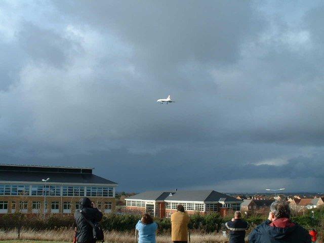 Concorde's last Flight