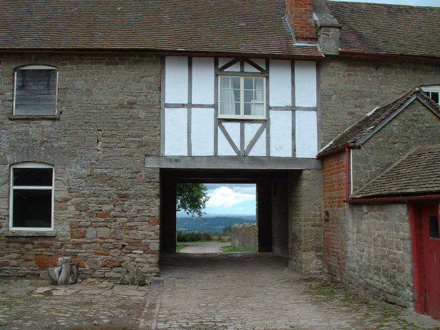 Warren Farm, Brockhampton