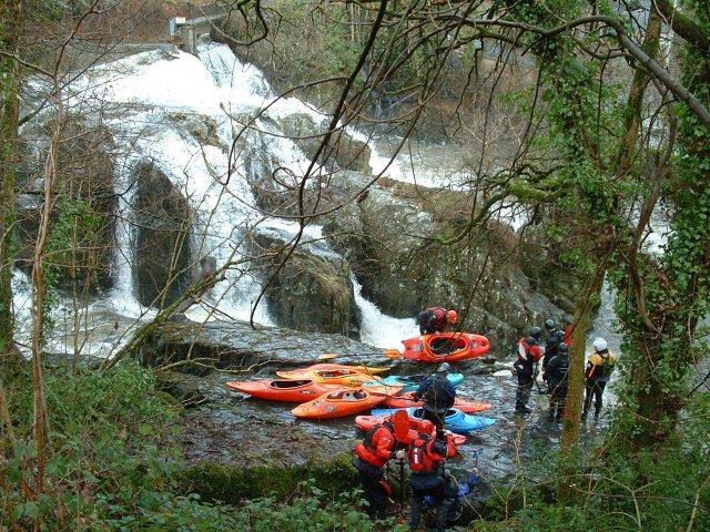 Dolanog Falls