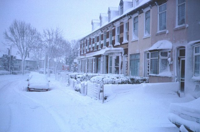 Vicarage Road, Wednesfield