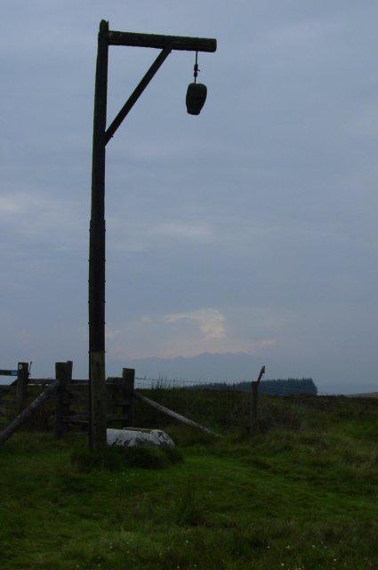 Steng Cross and Winter's Gibbet
