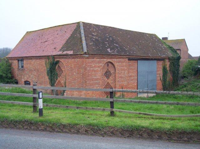 The Barn at Downend Farm