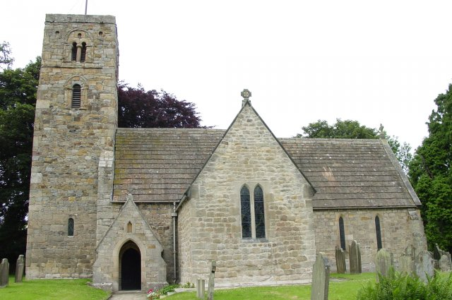 St Andrew's Church, Bywell