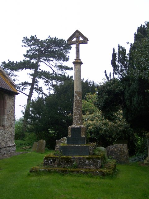 The Cross, Queenshill Church.