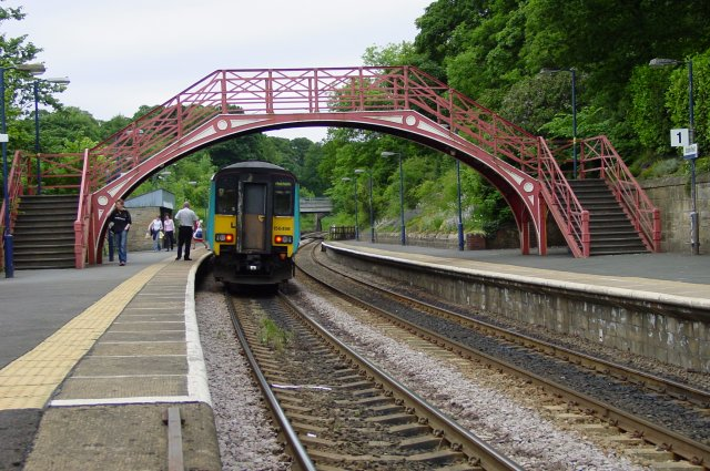 Stocksfield Station