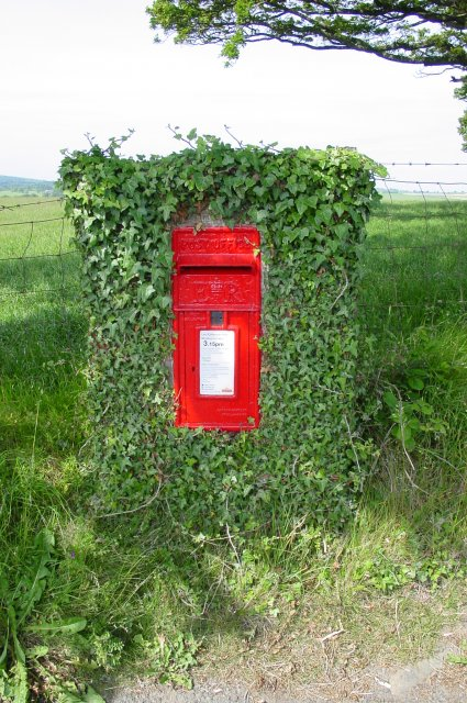 Pillar Box. Roundclose Hill