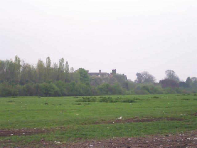 Eastington Hall  & Deserted Mediaeval Village