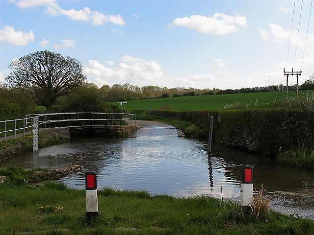 Shallow Ford near Bucklebury