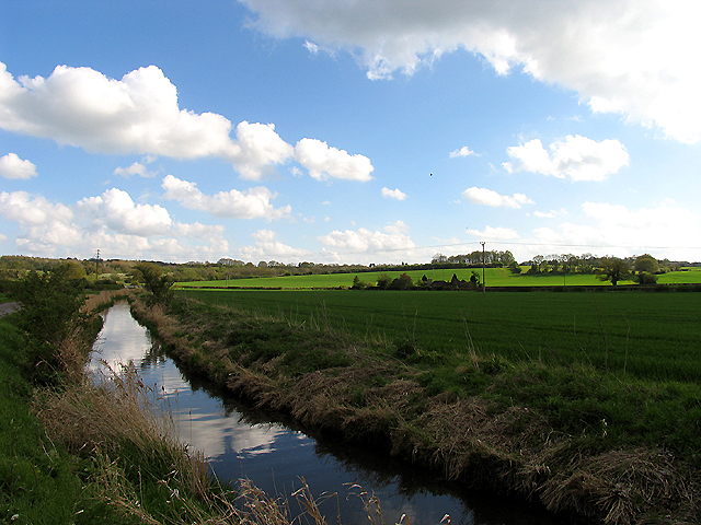 River Barn Farmland and Stream