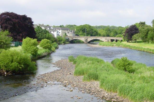 The River Derwent, Cockermouth