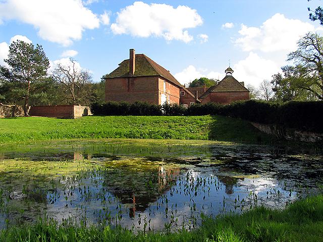 Pond at Manor House Farm