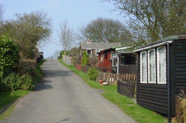Ovingham holiday chalets.