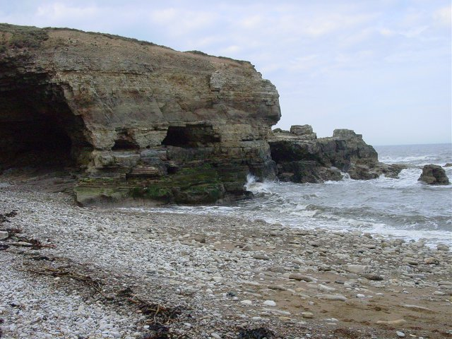Byer's Hole. Whitburn