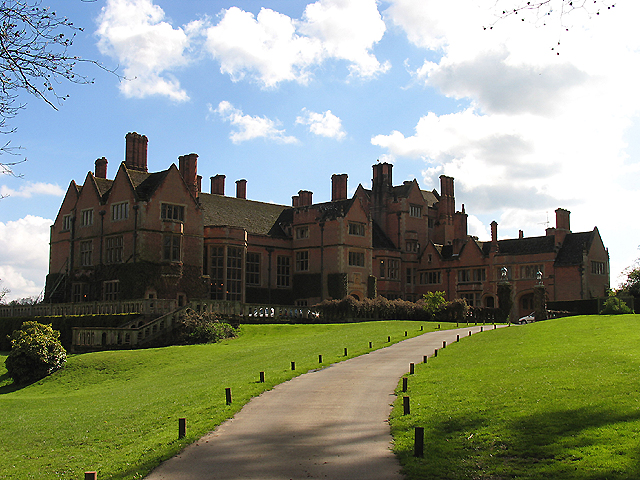 Brockhurst School (Marlston House)