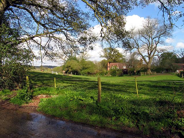 Magpie Farm near Frilsham