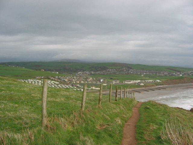 Coast Path near St Bees.