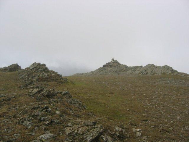 Summit of Robinson