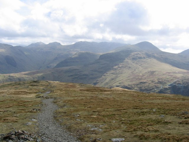 Path on Dale Head