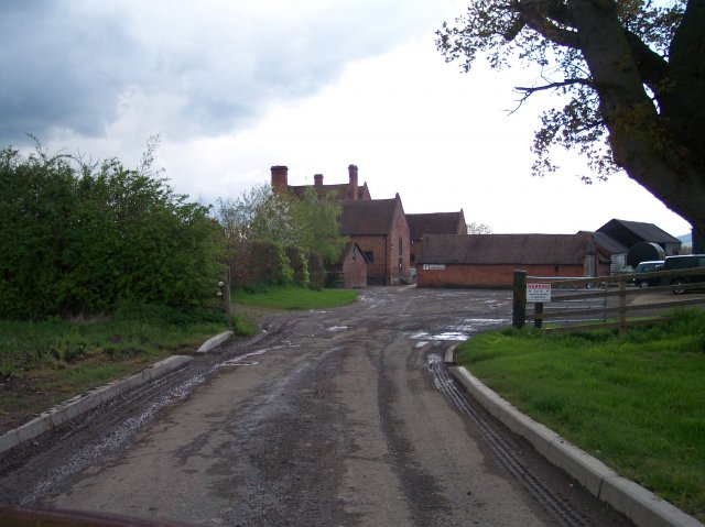 Mitre Farm,  Cold Elm