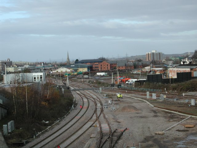 Gloucester Tramway Junction
