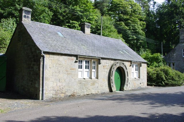Ford. The Old Smithy