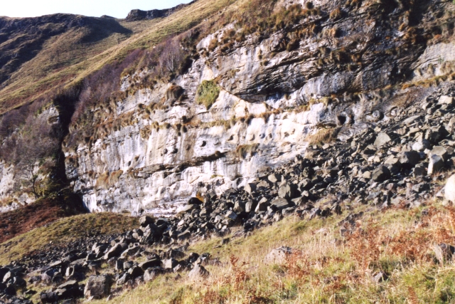 Carsaig Cliffs