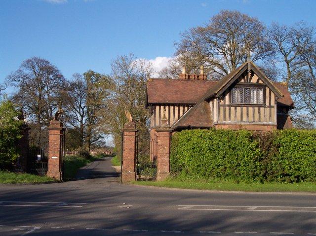 Severn End Gatehouse.