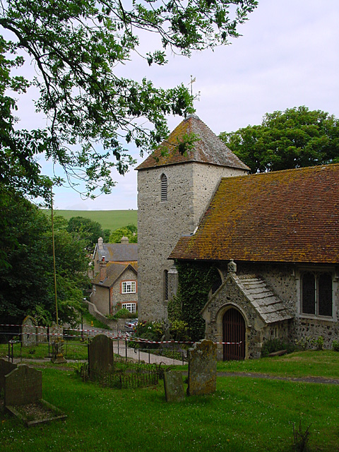 Telscombe Church