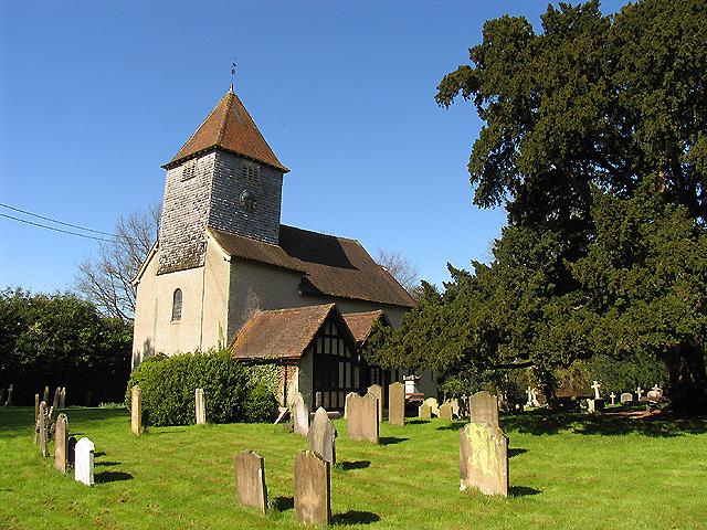Church : Padworth