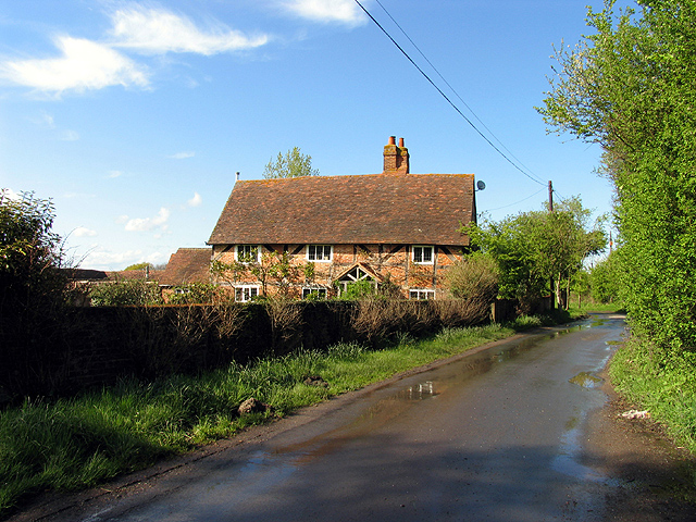 Upper Church Farm: Padworth