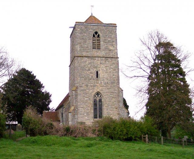 Pendock Church
