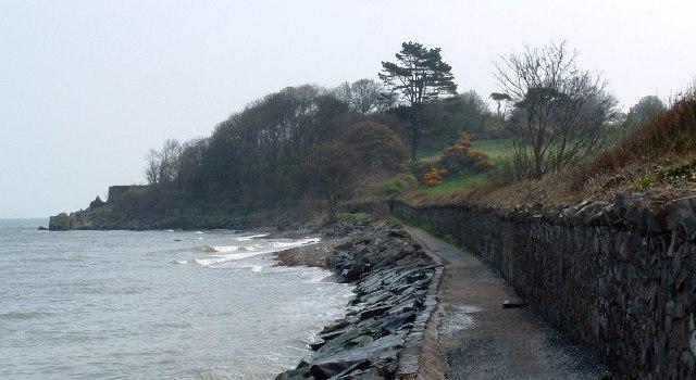 Coast Path, Glencraig