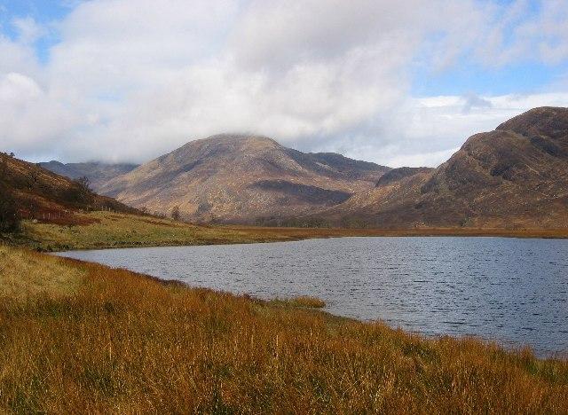 Loch nan Gabhar