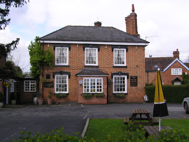 The Boot Inn at Flyford Flavell