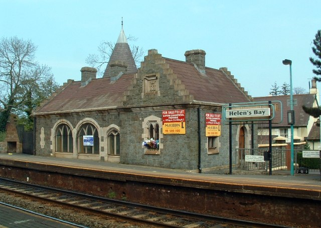 Helen's Bay Railway Station