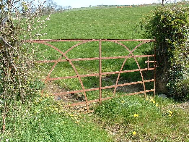 Iron Field Gate