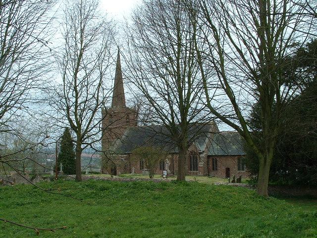 King's Caple Church