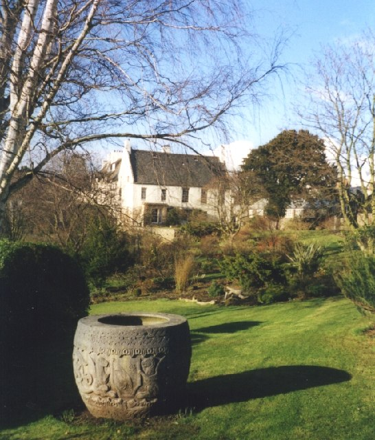 Inveresk Lodge Garden