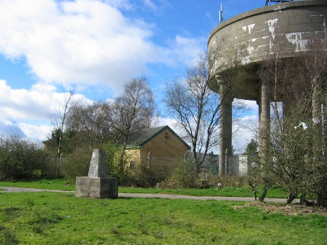 Carrickstone water tower