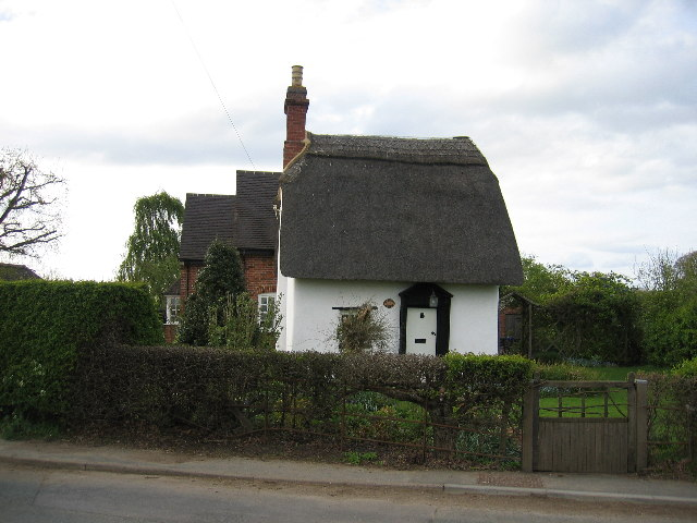 Primrose cottage, Norton Lindsay