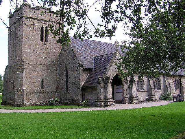 Colton church.