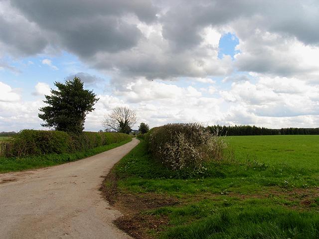 Branch Road off Bostock Lane: Near Englefield
