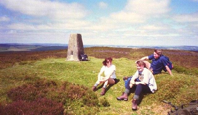 Beacon Hill summit